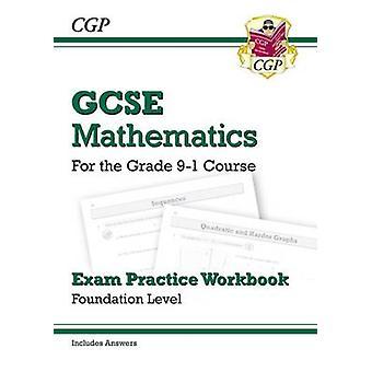 Ny GCSE matematikk eksamen praksis arbeidsbok - Foundation - For karakteren 9-1
