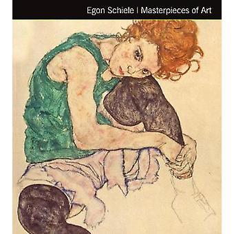 Egon Schiele mästerverk av konst av Rosalind Ormiston - 9781786640284