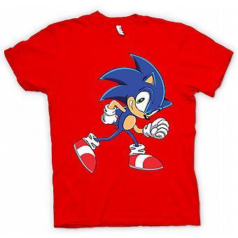 Kids T-shirt - Run Sonic Run - Sonic The Hegehog