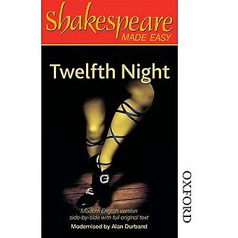 La nuit des rois (Shakespeare Made Easy)