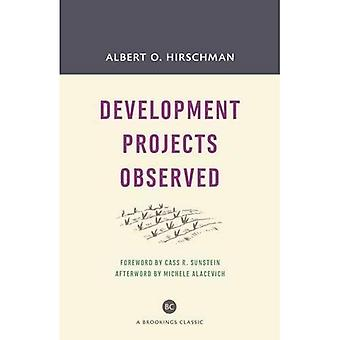 Development Projects Observed (A Brookings Classic)