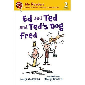 Ed und Ted und Teds Hund Fred (meine Leser - Stufe 2 (Qualität))
