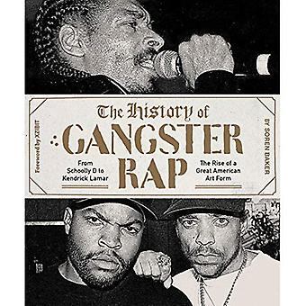 La historia del gángster Rap