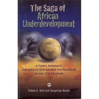 Saga van Afrikaanse onderontwikkeling, de: een haalbare aanpak voor de duurzame ontwikkeling van Afrika in de 21e eeuw
