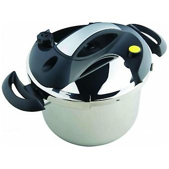 Zanussi Monte Rosa All Hob Pressure Cooker 6L Stainless Steel