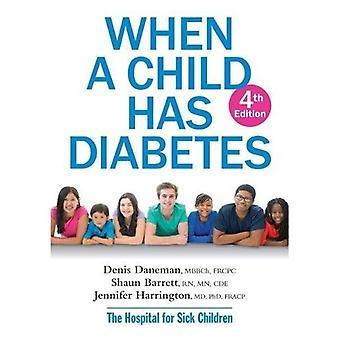 Quand un enfant a du diabète: 2018