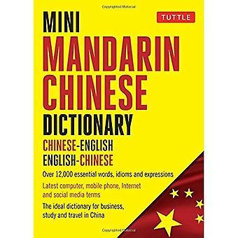 Mini mandariini Kiina sanakirja: Kiina-Englanti Englanti-Kiina