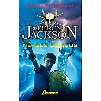 Percy Jackson y los Heroes� Griegos = Percy Jackson and the Olympians