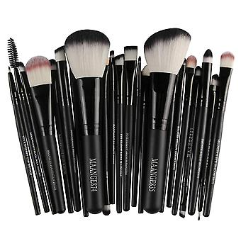 22pcs makeup børster