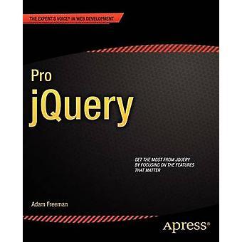 Pro Jquery by Freeman & Adam
