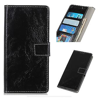 Samsung Galaxy A50 Wallet Case zwart