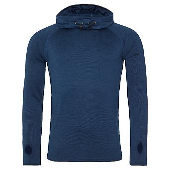 AWDis Just Cool Mens Cowl Neck Long Sleeve Baselayer Top (Pack of 2)