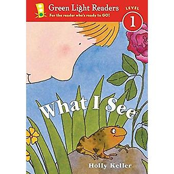What I See Book