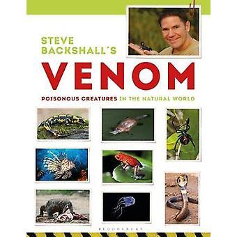 Steve Backshall's Venom by Steve Backshall - 9781472930262 Book