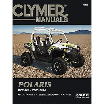Polaris Rzr 800 2008-2014 - 9781620921784 Book