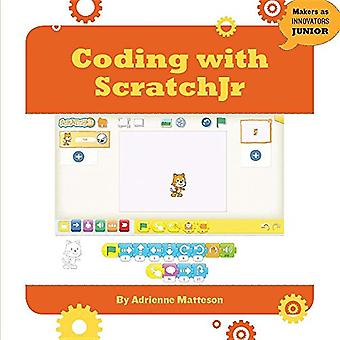 Coding with Scratchjr by Adrienne Matteson - 9781634723183 Book