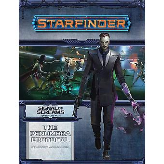 Starfinder Adventure Path The Penumbra Protocol (Signal of Screams 2 of 3) Book