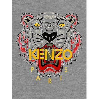 Kenzo femme au fusain sweat-shirt