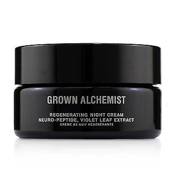 Regenerating Night Cream - Neuro-peptide & Violet Leaf Extract - 40ml/1.35oz