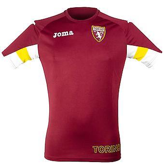 2019-2020 Torino Joma Training Shirt (Burgundy)