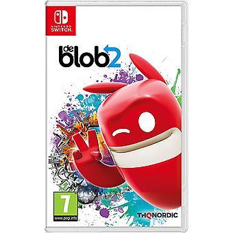 De BLOB 2 Nintendo switch spel