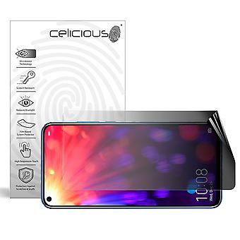 Celicious Privacy 2-Way Landscape Anti-Spy Filter Screen Protector Film Compatible with Huawei Honor View 20