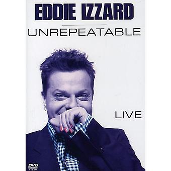 Eddie Izzard - Eddie Izzard: Unwiederholbar [DVD] USA import