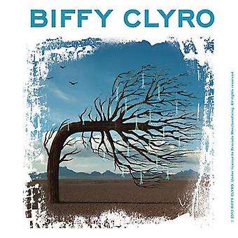 Biffy Clyro Coaster Opposites album new Official 9.5cm x 9.5cm single cork