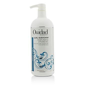 Ouidad Curl Quencher Moisturizing Styling Gel (tight Curls) - 1000ml/33.8oz