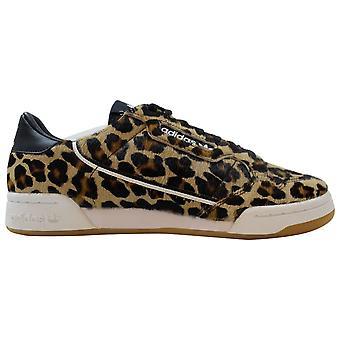 Adidas Continental 90 Leopardo Negro/Blanco-Gum F33994 Hombres's