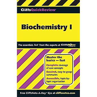 Biochemistry: Bk. 1 (Cliffs Quick Review)