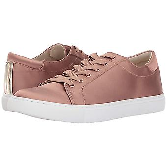 Kenneth Cole New York Women's Kam Low Profile Fashion Sneaker Satin