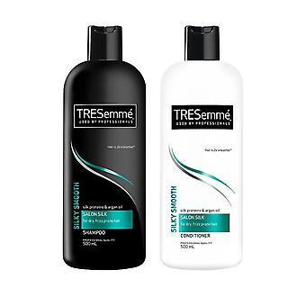 Tresemme Salon Silk Shampoo & Conditioner