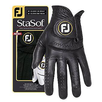 Footjoy Mens STASOF Wicking Cabretta Leather Left Hand Golf Glove