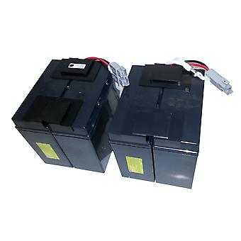 Replacement UPS Battery Compatible With APC SLA11