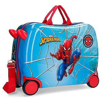 Spiderman Street Ride-Haunt