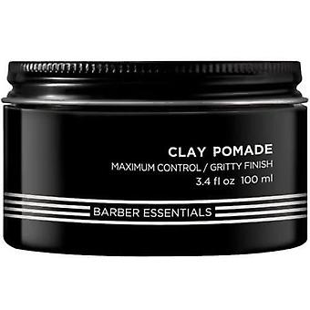 Redken Brews Clay Pomada Maximum Control with Natural Finish 100 ml