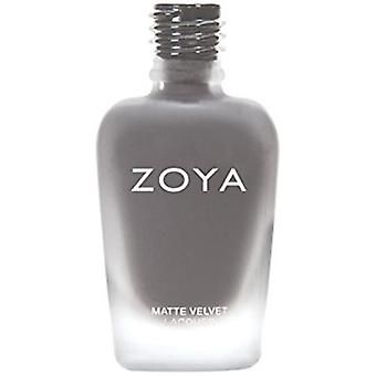 Zoya Nail Polski, Loredana/Mat, 0,5 uncji