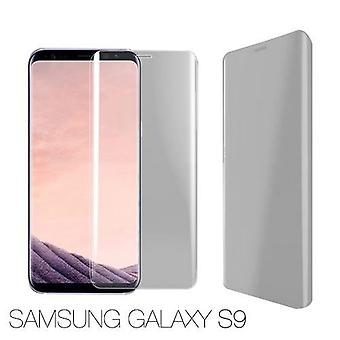 Para Samsung Galaxy S9, borda totalmente curvada para protetor de tela de alta qualidade