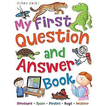 Min första fråga och svar bok av Oxlade Chris