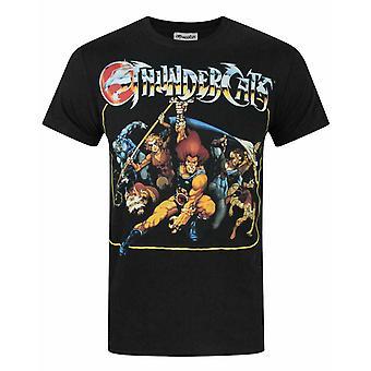 Thundercats Group Men's T-Shirt