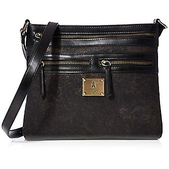 Fly LondonOlen662fly Woman Shoulder bagBrown (Bronze/Black)5x24x29 centimeters (W x H x L)
