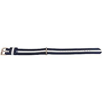 Daniel wellington glasgow style watch strap n.a.t.o gold plated buckle 18mm and 20mm