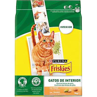 Friskies Interior Cats with Vegetables (Cats , Cat Food , Dry Food)