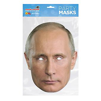 Bristol uutuus miesten Vladimir Putin kortti naamio