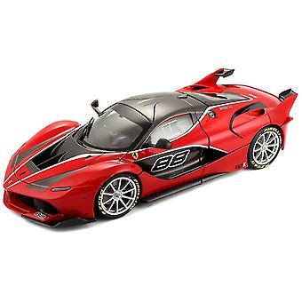 Bburago 1:18 Ferrari FXX-K Red