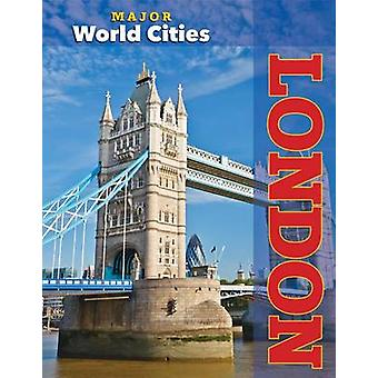Major World Cities - London by Mason Crest - 9781422235416 Book