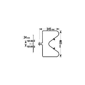 Nardi Homark Cooker Oven Base Element 1400w