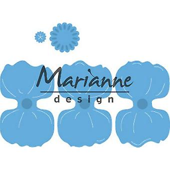 Marianne Design Creatables Cutting Dies - Poppy LR0587