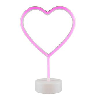 LED Neon Lamp, Heart